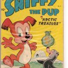 Sniffy the Pup # 9, 4.0 VG