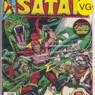 Son of Satan # 8, 4.5 VG +