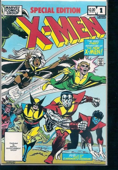 SPECIAL EDITION X-MEN # 1, 9.2 NM -