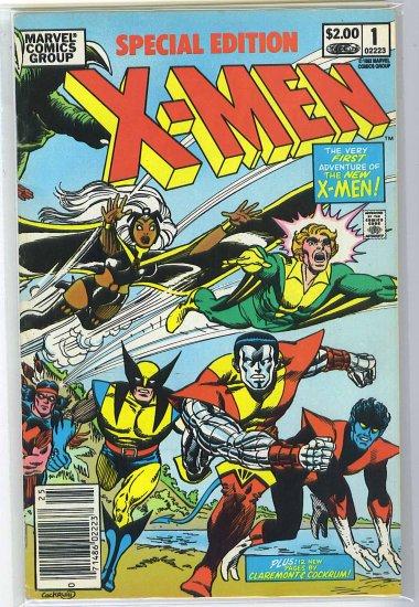 Special Edition X-Men # 1, 4.5 VG +