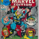 Special Marvel Edition # 3, 8.5 VF +