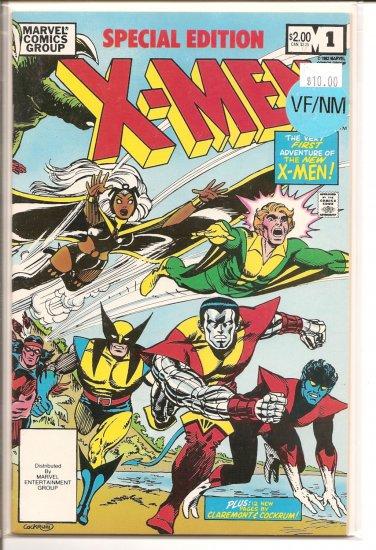 Special Marvel Edition X-Men # 1, 9.0 VF/NM