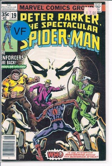 Spectacular Spider-Man, Peter Parker # 19, 8.0 VF