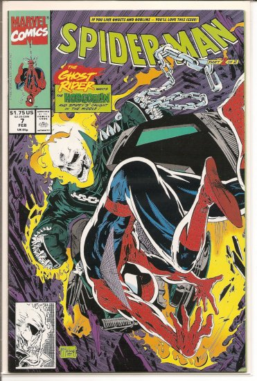 Spider-Man # 7, 9.0 VF/NM