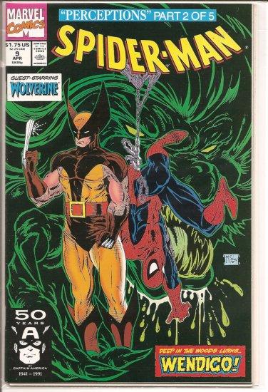 Spider-Man # 9, 9.0 VF/NM