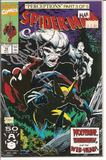 Spider-Man # 10, 9.4 NM