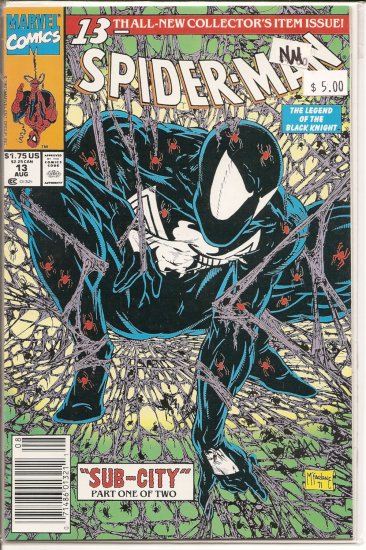 Spider-Man # 13, 9.4 NM