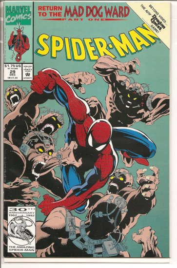 Spider-Man # 29, 8.0 VF
