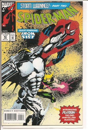 Spider-Man # 42, 9.0 VF/NM