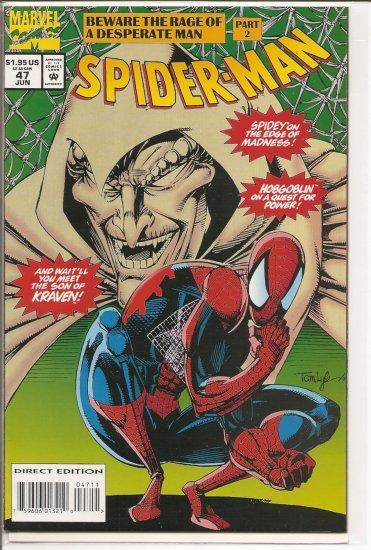 Spider-Man # 47, 8.0 VF