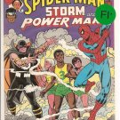 Spider-Man, Storm and Power Man # 1, 6.5 FN +