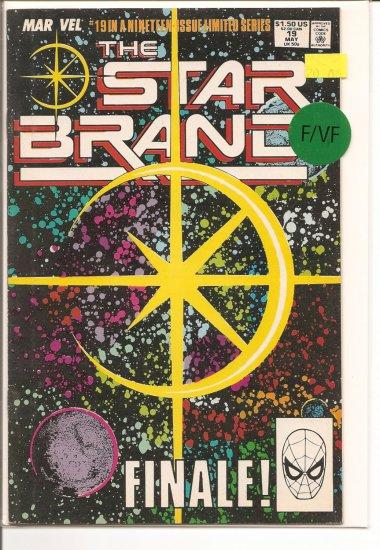 Star Brand # 19, 7.0 FN/VF