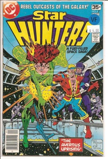 Star Hunters # 6, 8.0 VF