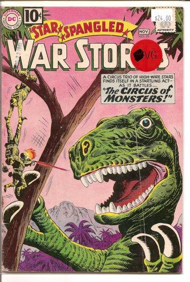 Star Spangled War Stories # 99, 4.0 VG