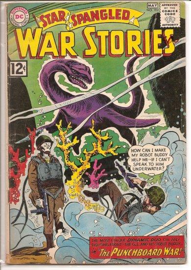 Star Spangled War Stories # 102, 2.5 GD +