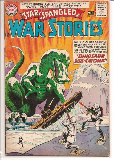 Star Spangled War Stories # 112, 3.0 GD/VG