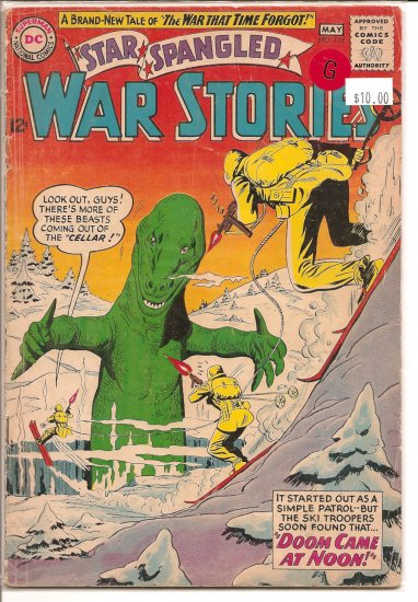 Star Spangled War Stories # 114, 2.0 GD