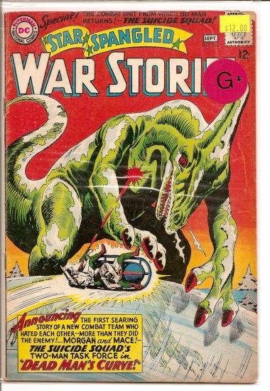Star Spangled War Stories # 116, 2.5 GD +