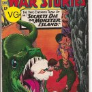 Star Spangled War Stories # 130, 4.5 VG +