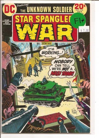 Star Spangled War Stories # 174, 6.5 FN +