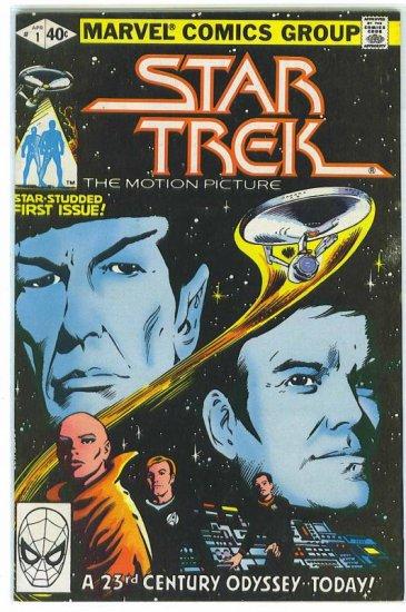 Star Trek # 1, 6.0 FN