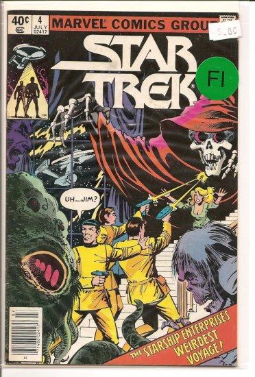 Star Trek # 4, 6.0 FN