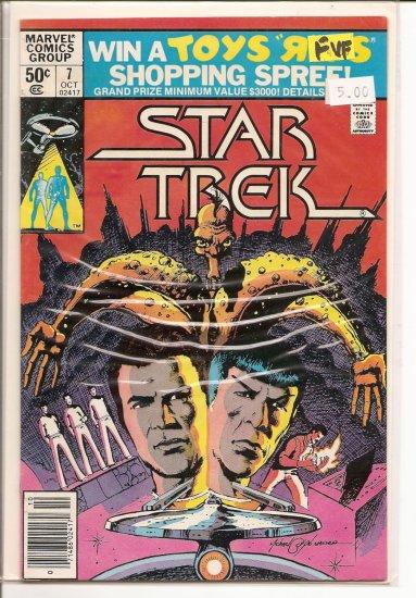 Star Trek # 7, 7.0 FN/VF