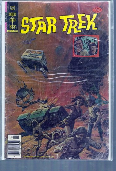 STAR TREK # 52, 2.5 GD +