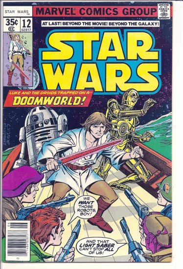 STAR WARS # 12, 6.0 FN