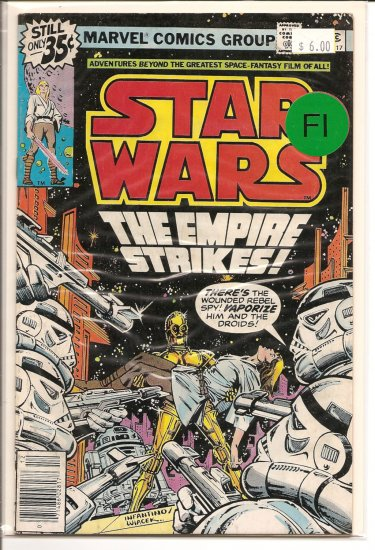 Star Wars # 18, 6.0 FN