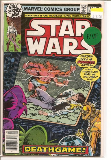 Star Wars # 20, 7.0 FN/VF