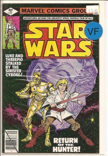 Star Wars # 27, 8.0 VF