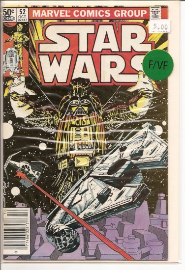 Star Wars # 52, 7.0 FN/VF