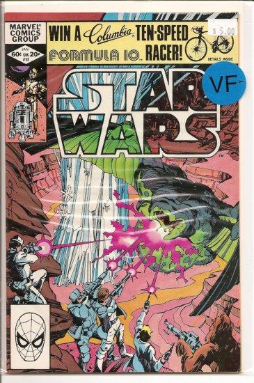 Star Wars # 55, 7.5 VF -