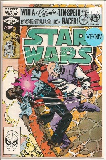 Star Wars # 56, 9.0 VF/NM