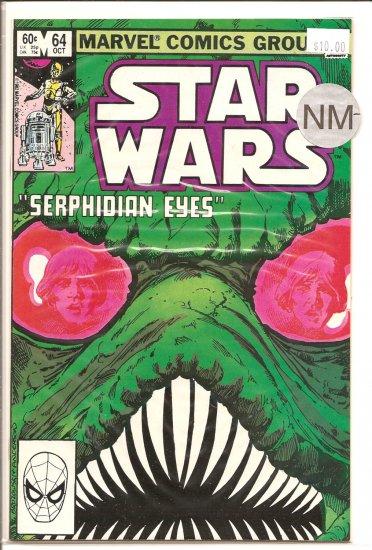 Star Wars # 64, 9.2 NM -