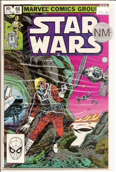 Star Wars # 66, 9.2 NM -