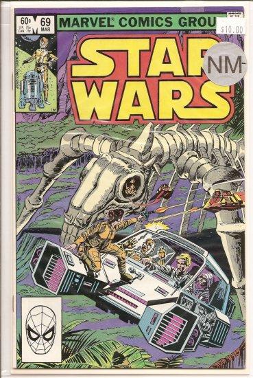 Star Wars # 69, 9.2 NM -