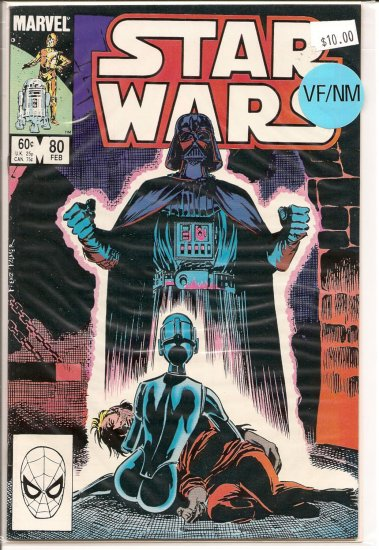 Star Wars # 80, 9.0 VF/NM