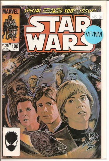 Star Wars # 100, 9.0 VF/NM