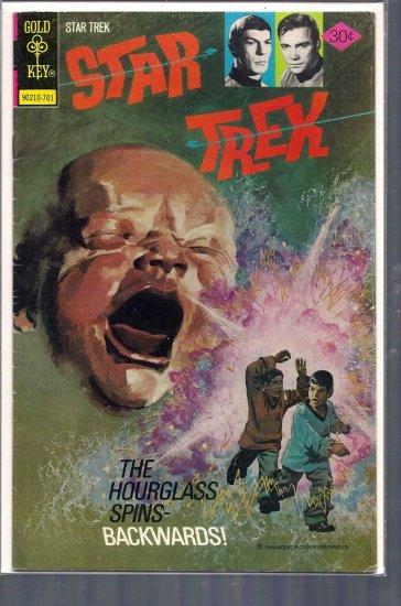 STAR-TREK # 42, 4.5 VG +