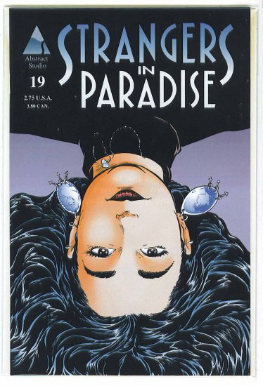 Starngers In Paradise # 19, 8.0 VF