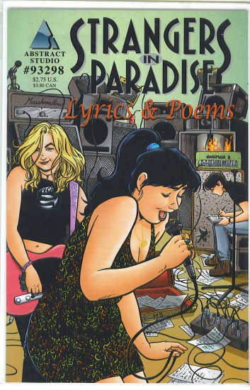 Starngers In Paradise # 93298, 8.0 VF