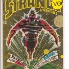 Strange Adventures # 217, 4.5 VG +