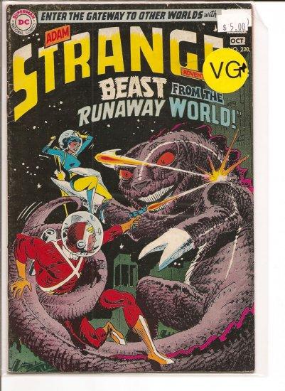 Strange Adventures # 220, 4.5 VG +