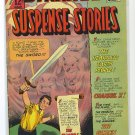 Strange Suspense Stories # 73, 3.5 VG -
