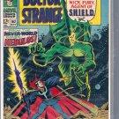 STRANGE TALES # 162, 4.5 VG +