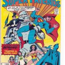 SUPER FRIENDS # 2, 4.5 VG +