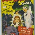 Super Magician Comics # 7, 3.0 GD/VG
