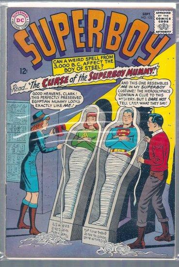 Superboy # 123, 4.5 VG +